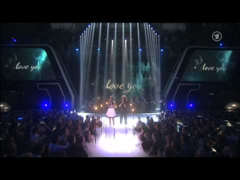 Christina Perri Und Jason Mraz: distance (echo 2012) video