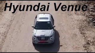 Hyundai Venue set to take on Ford Ecosport, Mahindra XUV300. Top 5 things about Hyundai Venue