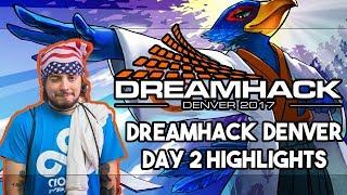 DreamHack Denver Day 2 SSBM Highlights ft Mang0, Hungrybox, S2J, Sfat