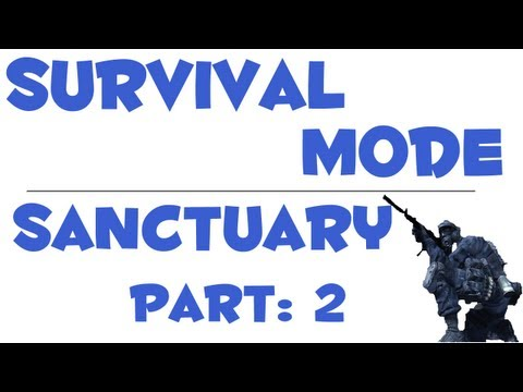 Sanctuary (DLC) - Live Commentary [Part 2]