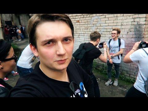 Рэп Хованского, VERSUS изнутри, ОЗОН, электроскейт и влог Rickey F