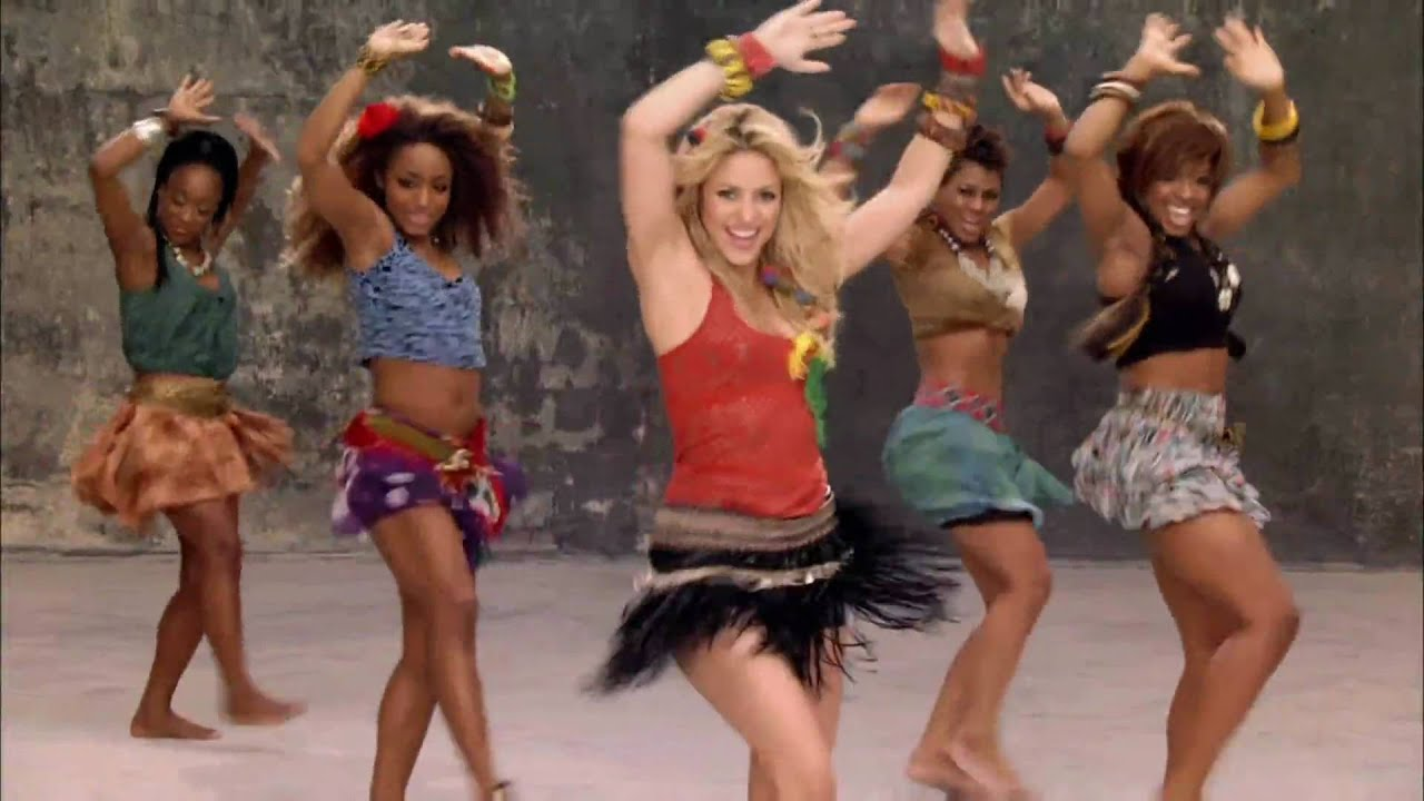 This Time For Africa Video Song Free Download