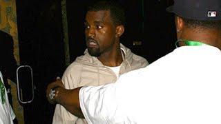 Kim Kardashian Parties With Kanye At Goa! [2008]