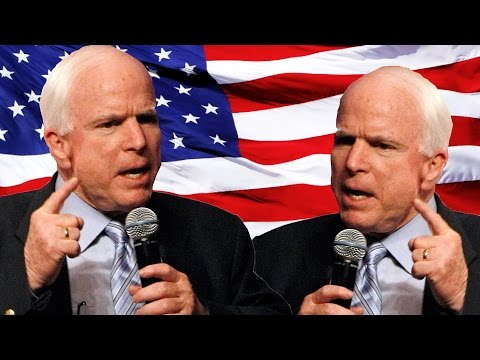 John McCain vs. John McCain Video
