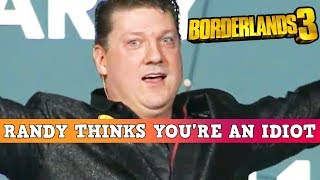 Randy Pitchford Declares Victory Over Steam! Borderlands 3 Sales Numbers