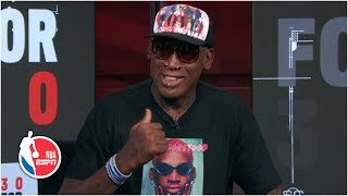 Dennis Rodman opens up about his unique life | NBA on ESPN