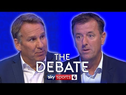 Man Utd are better without Zlatan   The Debate with Paul Merson & Matt Le Tissier