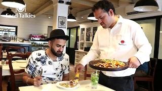 Sid At Francesco's Pizzeria In Lower Parel, Mumbai