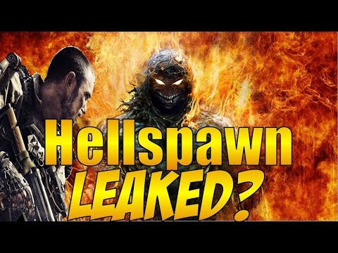 Call of Duty Advanced Warfare HELLSPAWN Leaked!? Advanced Warfare 2nd CO OP Leaked?
