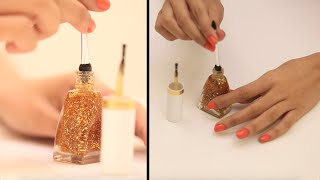 The ONLY Nail Hacks You Need To Know | Nail Care Tips - POPxo