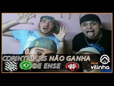 Corinthians não ganha de ENSE & Parmeira Série B