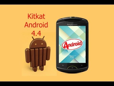Kitkat 4.4.2 on Live With Walkman wt19i (coconut) Legacy Xperia Unofficial CM 11 (all xperia 2011)