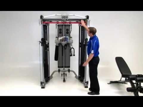 Inspire Fitness FT2 Presentation
