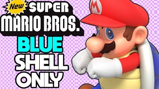 Is it Possible to Beat New Super Mario Bros DS With Only the Blue Shell?