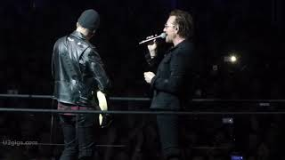 U2 Stay (Faraway, So Close!), Dublin 2018-11-06 - U2gigs.com