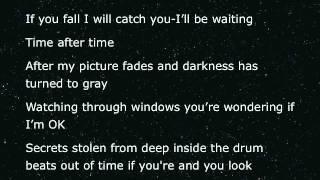 Time After Time lyrics -Javier Colon
