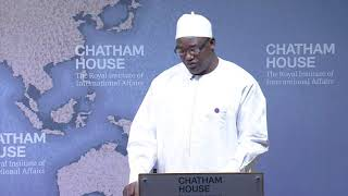 Shaping The Gambia's Future: How to Build a Path to Sustainable Progress