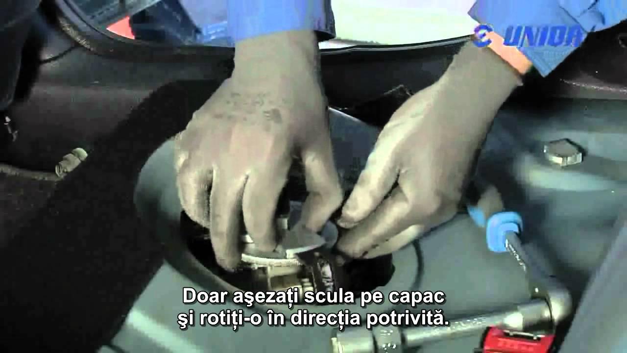 Unior Scule Auto Cheie Pentru Rezervorul De Carburant De