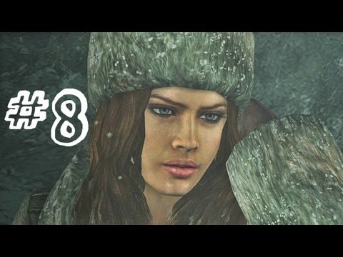 Resident Evil Revelations Gameplay Walkthrough Part 8 - High Roller - Campaign Episode 4