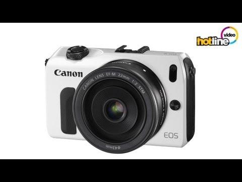 Обзор беззеркальной камеры Canon EOS M