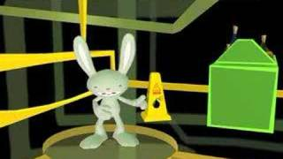 Sam & Max PAX bloopers reel