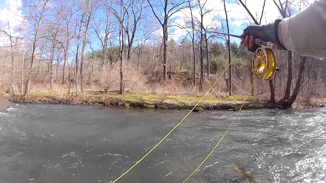 Late winter fly fishing in pennsylvania 2015 site title for Fishing in pennsylvania