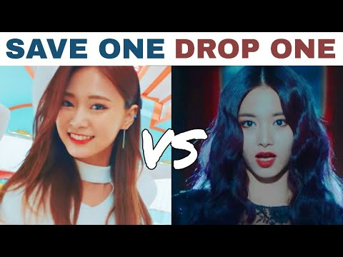 SAVE One DROP One TWICE EDITION [ Korean Title Track Ver] KPOP 2018