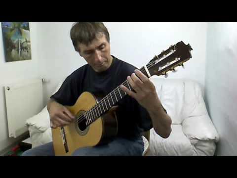 Sagreras: El Colibri - Andreas Lindae