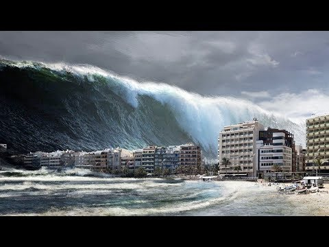 10 Terrifying Waves Caught on Video