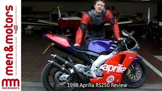 1998 Aprilia RS250 Review