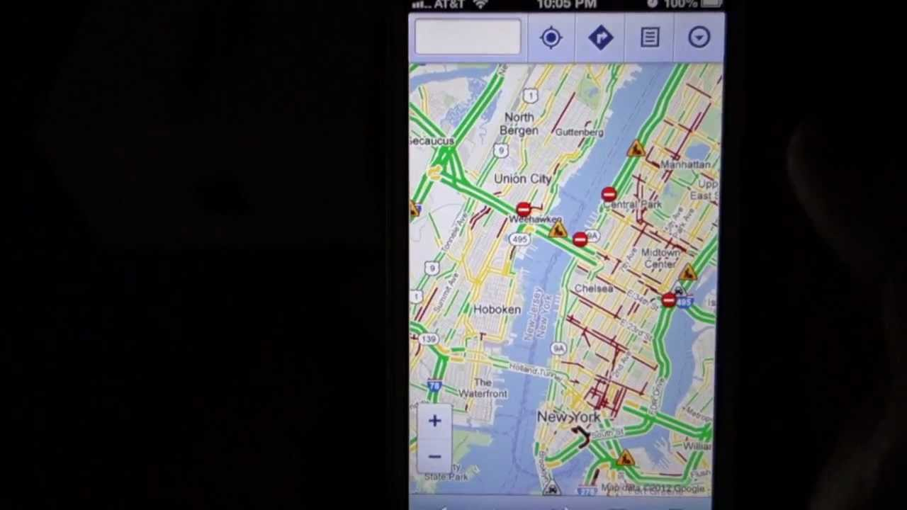 How To Install Google Maps On Apple Iphone 5 And Ios 6