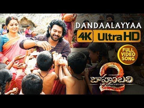 Dandaalayyaa Full Video Song   Baahubali 2   Prabhas, Anushka Shetty, Rana, Tamannaah, SS Rajamouli