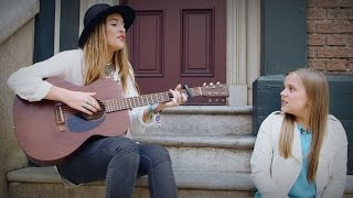 Watch 'Nashville's' Lennon and Maisy Sing Acoustic, Talk Connie Britton's 'Legendary' Hair