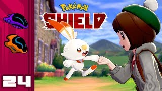 Let's Play Pokemon Shield - Switch Gameplay Part 24 - The Most Unlikely Hero