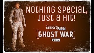 Nothing special, just a hit! | Ghost War | War Wolves Unit | ŽeX