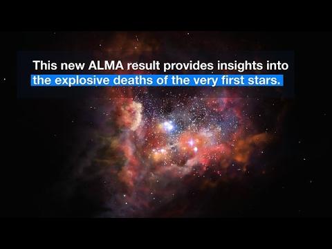 【天文】最古の銀河を発見!電波を分析した結果今から132億年前の銀河と確認