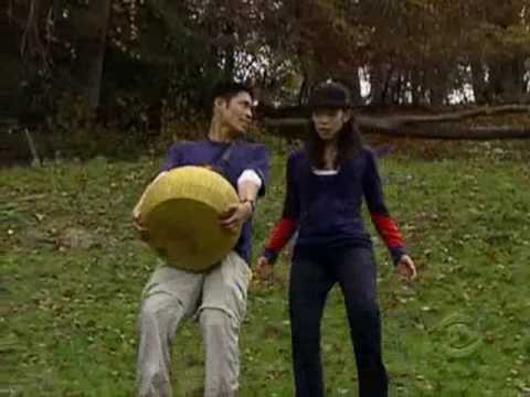 The Amazing Race - Funny Falling Over