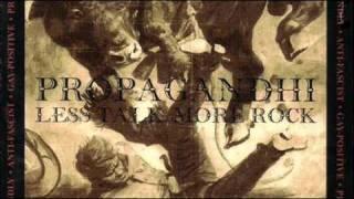 Watch Propagandhi Anchorless video