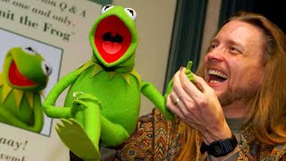 Longtime voice of Kermit the Frog fired on Thursday