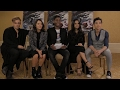 Interview With The Cast Of The Power Rangers Movie