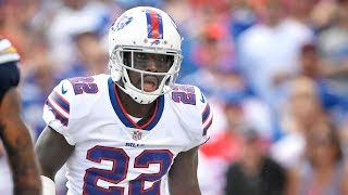 Vontae Davis retires at halftime of Buffalo Bills game
