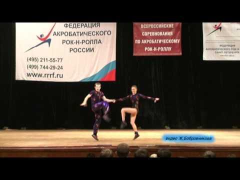 Natalya Mukhina & Marat Batyrshin - St. Petersburg Cup 2011
