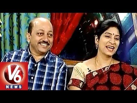Veteran Hero Pradeep & Anchor Saraswati in Life Mates | V6 News