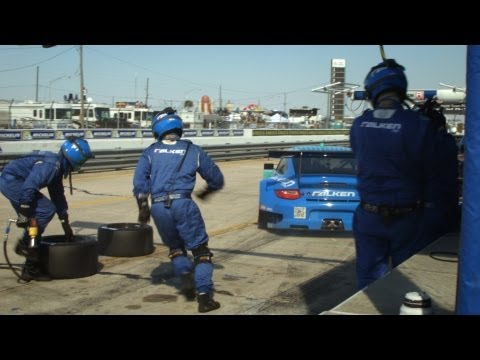 12 hrs of Sebring - Falken takes 3rd