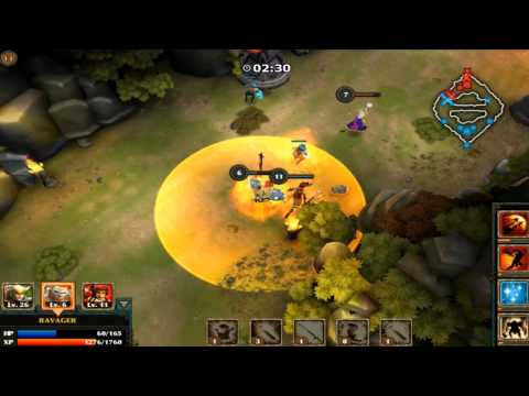Legendary Heroes for iPhone. iPod Touch. iPad and Android