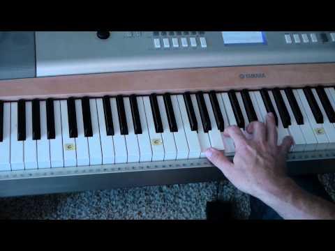 Easy to play piano quot amazing grace quot matt mccoy youtube