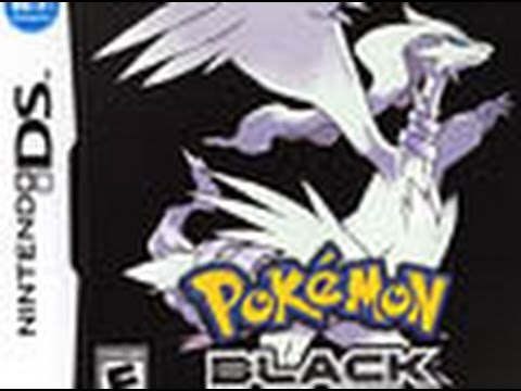 Classic Game Room - POKEMON BLACK for Nintendo DS review