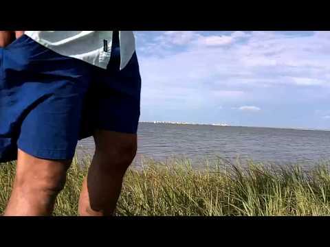 KAYAK FISHING SAN LUIS PASS,TX     Video # 1 Part # 1