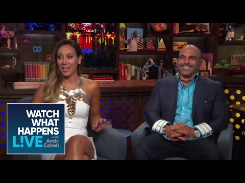 Joe Gorga on Jim Marchese: He Can't Back It Up! - RHONJ - WWHL
