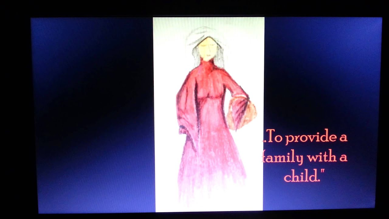 religion in handmaids tale The handmaid's tale, a classic novel by margaret atwood turned hit tv series, is  often heralded as a critical commentary on the socio-political.